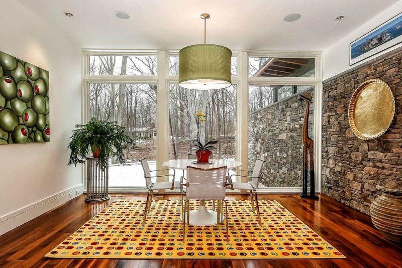 27 Cheerful Dining Room Ideas