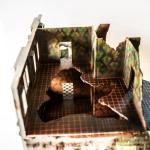 diorama berlijns huis italeri modelbouw