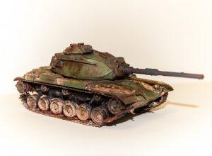 tank, modelbouw