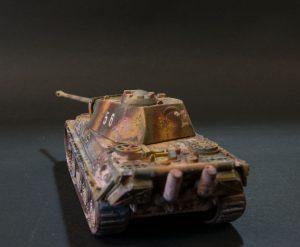 German Panther tank type G-4