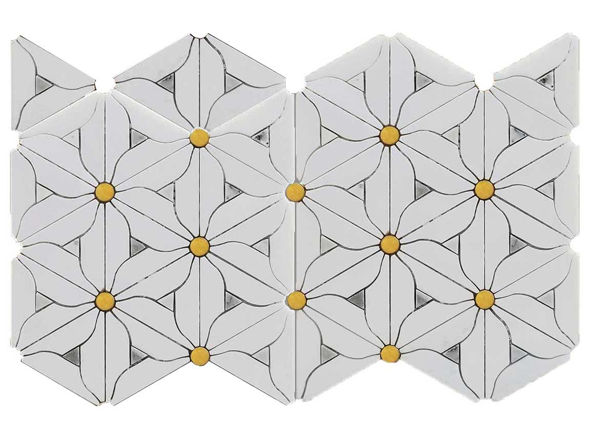 artistic mosaic tile 974