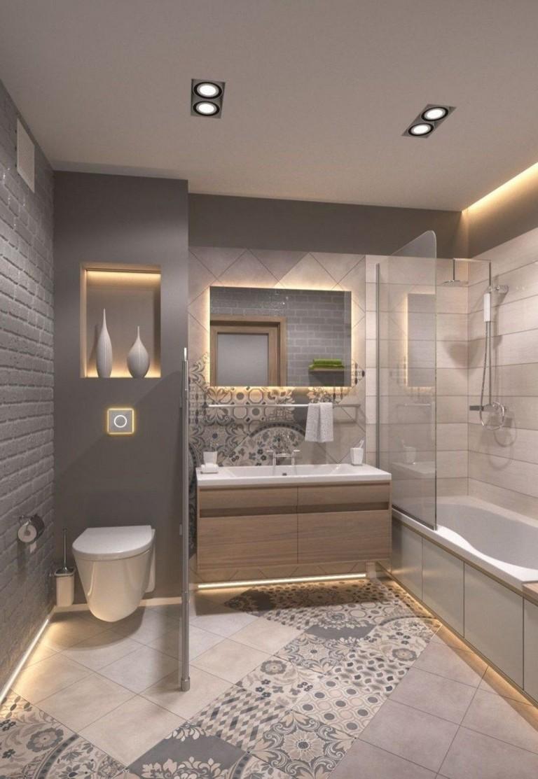 33+ STUNNING SMALL BATHROOM REMODEL IDEAS ON A BUDGET on Bathroom Ideas On A Budget  id=63648