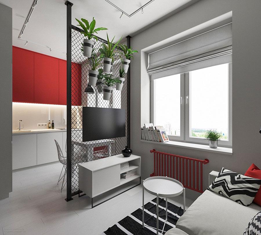 Ed arredare un soggiorno con angolo cottura di 20 mq e 30 mq,. How To Furnish An Open Space Of 20 30 Sqm Decor Scan The New Way Of Thinking About Your Home And Interior Design