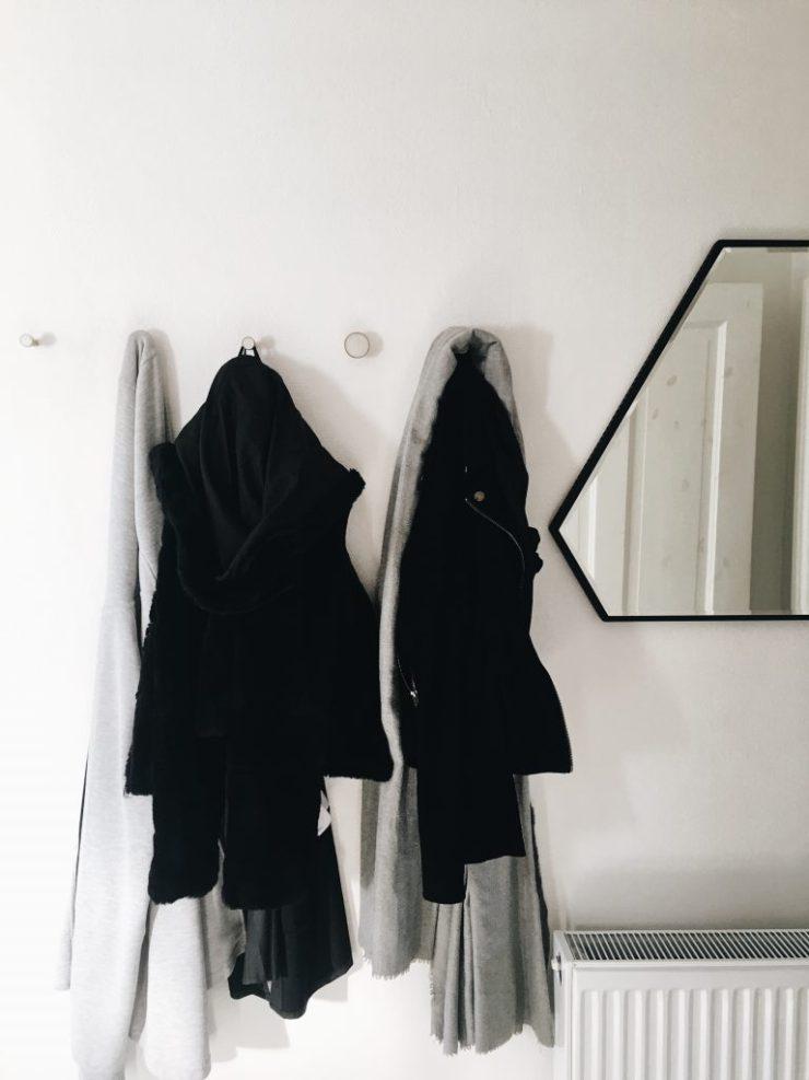 Knager og spejl