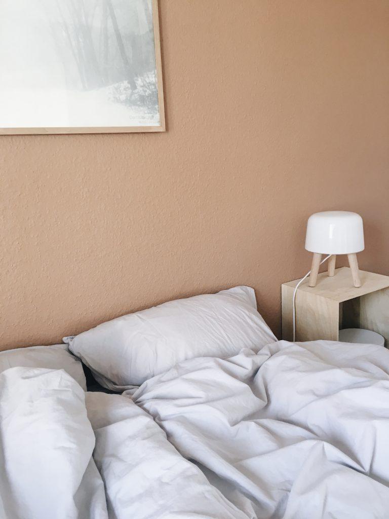 Soveværelses indretning