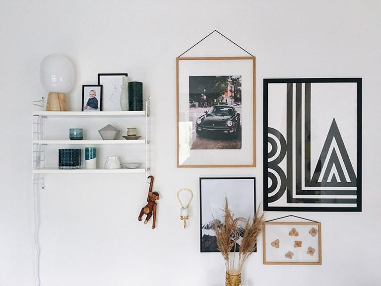 Et design hjem