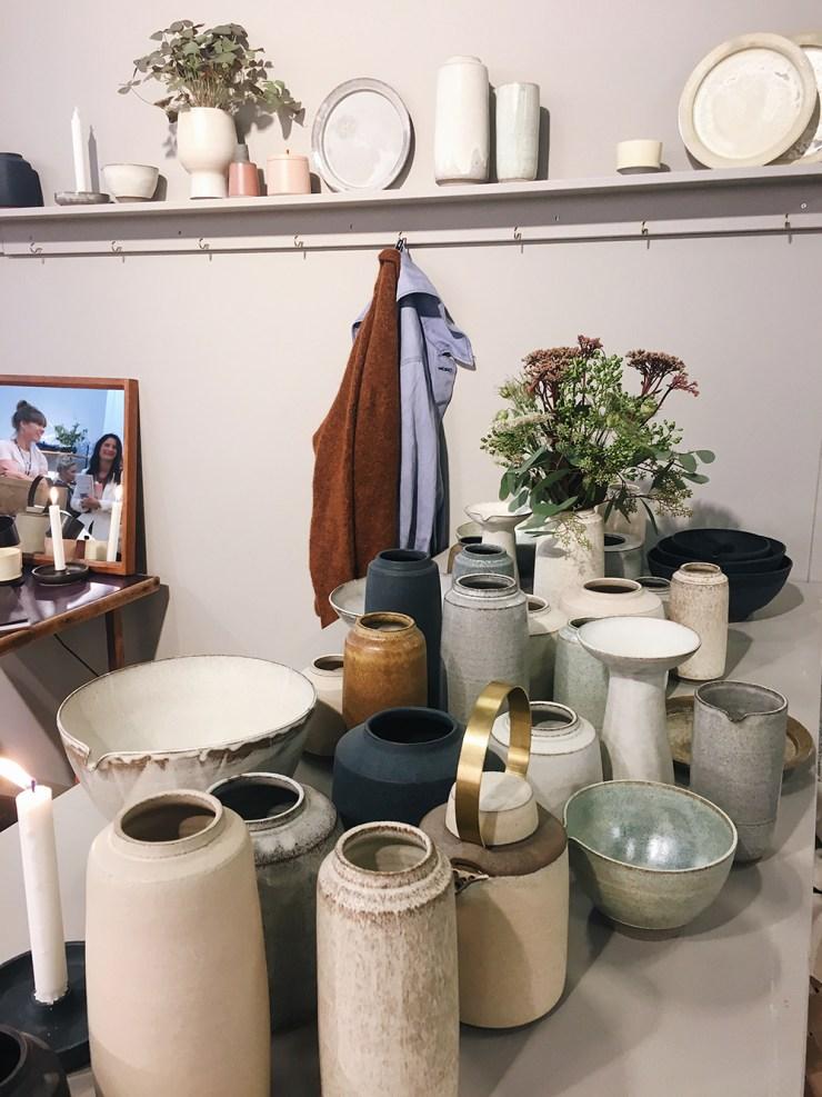 Keramik vaser