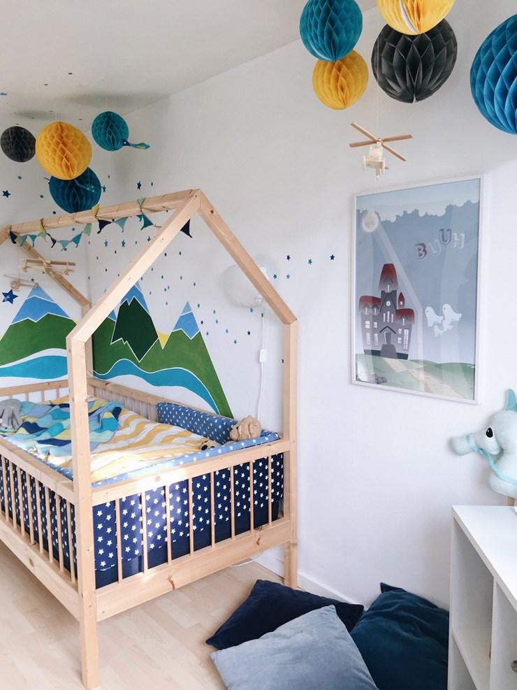 Inspiration til børneværelset