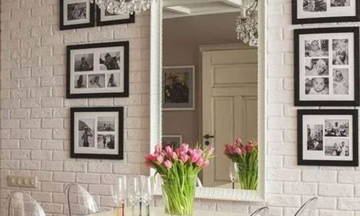 Como fazer seu apartamento pequeno parecer maior usando apenas quadros