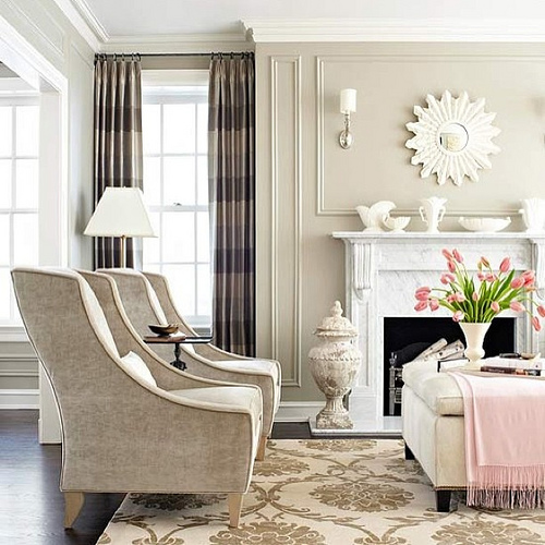 Home Decorating Style Guide  Explore Different Design Types to     transitional decorating style room
