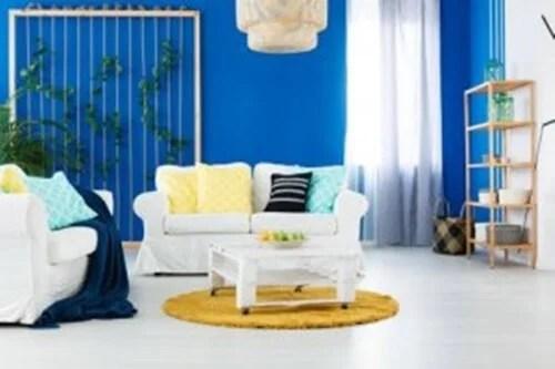 Foto e idee per dipingere le pareti. Dipingere Le Pareti Del Salotto Secondo Le Tendenze Del 2019 Decor Tips