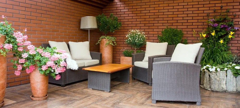 4 Ideas for a Low-Cost Bohemian Patio — Decor Tips on Low Cost Patio Ideas id=84197