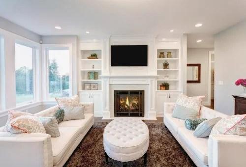 Ideas To Create A Cozy Living Room Decor Tips