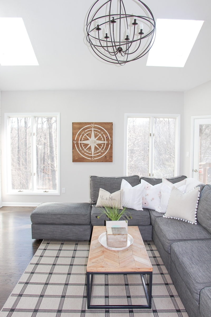 Watch living room colors from hgtv contemporary orange living room makeover 03:56 contemporary orange living room makeover 03:56 meg caswell visits a historic hyde park neighborhood to remodel the kitchen and living room of a family that wa. 15 Classic Farmhouse Living Room Ideas   DecorTrendy