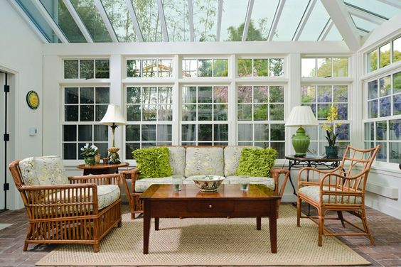 Enclosed Patio Ideas to Make Your Chilling Space Look ... on Inclosed Patio Ideas  id=54713