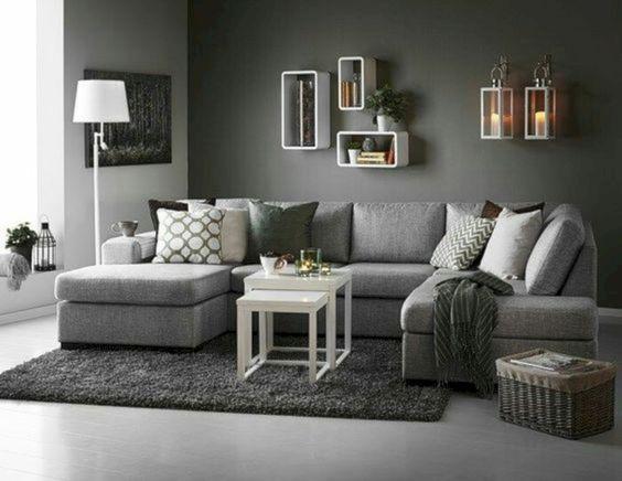 Elegant Grey Living Room Ideas For Your Alternative Shade Decortrendy