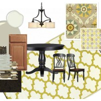 Moodboard Monday:  Jane's Addiction? - Her Kitchen Remodel