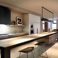 40 The Good, The Bad And A Modern Beach House Kitchen Designed For Entertaining 9