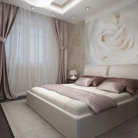 +45 Ideas, Formulas And Shortcuts For Cozy White And Purple Bedroom Decor 13