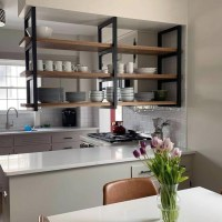 +45 The Most Ignored Fact About An Industrial Style Kitchen Get The Look Explained 25