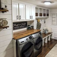 23 Functional And Stylish Laundry Room Design Ideas To Inspire
