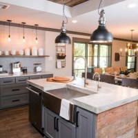 55+ Ideas to Small Modern Farmhouse Kitchen Joanna Gaines
