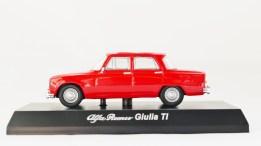 Giulia TI - Red