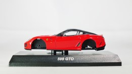599 GTO - Red