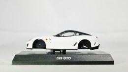 599 GTO - White