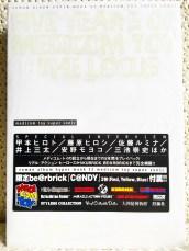 MEDICOM TOY SUPER SONIC Exclusive 5th Anniversary C@NDY Bearbrick 2001 - 02