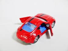 Tomica Assembly Factory Series 3 Elasto NISSAN Fairlady Z Z34 - RED Body & BLE Inter - 06