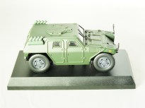 1-64 Kyosho MILITARY VEHICLE Minicar Collection - LIGHT ARMOURED VEHICLE LAV Green - 5
