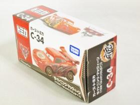 Tomica Disney Pixar Cars C-34 Lightning McQueen (TOON Tokyo Ver) - 09