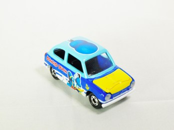TOMICA-DISNEY-Collection-Vol 2-Subaru-R2-Donald_Duck-D-11-Light_Blue_Yellow-04