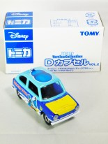 TOMICA-DISNEY-Collection-Vol 2-Subaru-R2-Donald_Duck-D-11-Light_Blue_Yellow-07