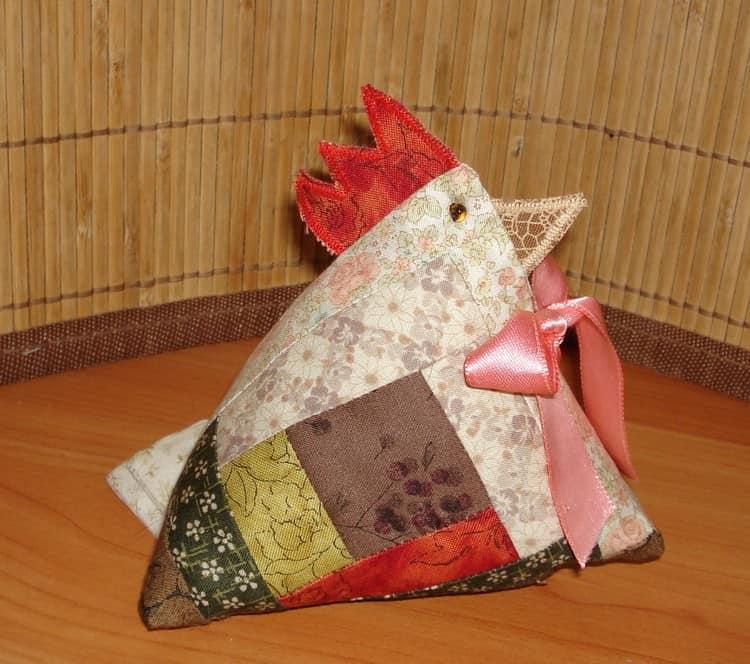 来自多彩多姿的Loskov的简单公鸡