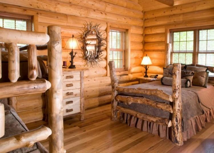 дизайн деревянного дома 7