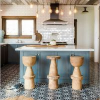 6 IDEAS FOR CHOOSING OR RELOOKING YOUR KITCHEN CREDENZA 126