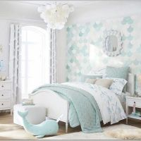 A Playful And Pattern Filled Pre-Teen's Bedroom