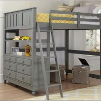 20 Brilliant Loft Beds Tips That Make The Most Of Your Kid's Or Teenager's Room 1