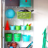 50+ Garage Organization Ideas For Cheap Garage Clutter Clearing That Will Save You Space 17