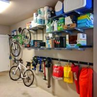 50+ Garage Organization Ideas For Cheap Garage Clutter Clearing That Will Save You Space 37