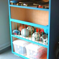 50+ Garage Organization Ideas For Cheap Garage Clutter Clearing That Will Save You Space 42