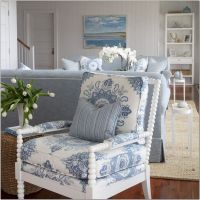 18 Spectacular White And Blue Living Room Ideas For Modern Home 13