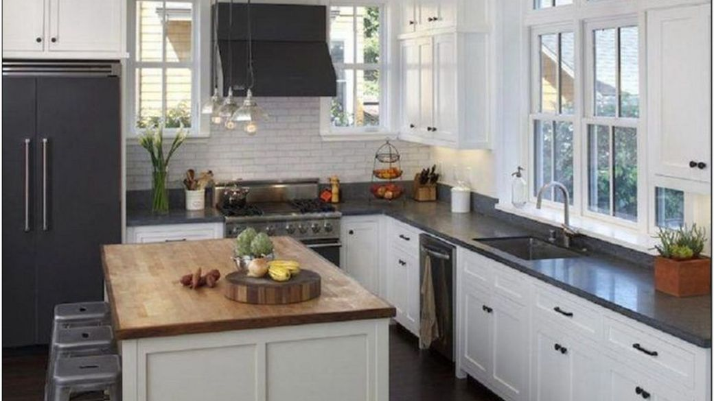 19 White Kitchen Design The Ageless Pieces of Furniture