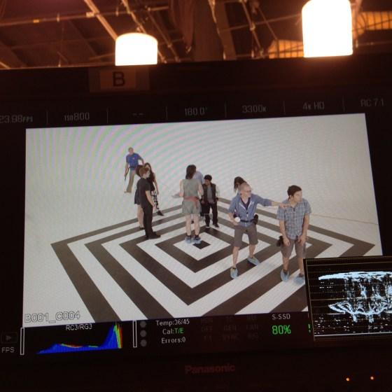 YTV Shoot