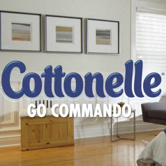Cottonelle: Hammerpants