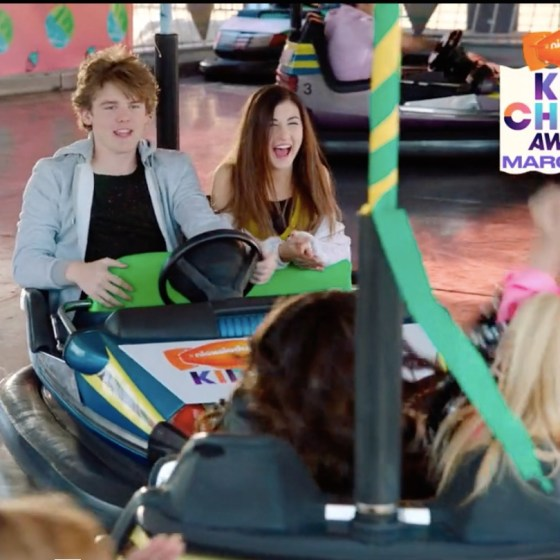 2017 Kids Choice Awards spots
