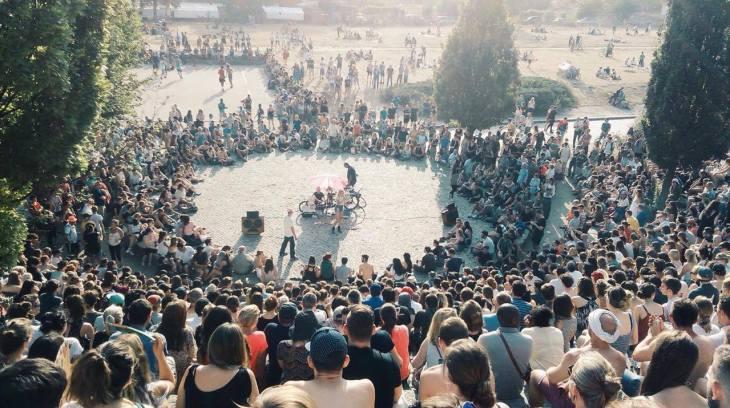 Berlin Mauer Park Découvrir Berlin