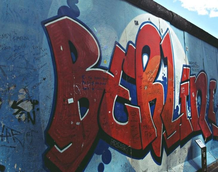 Grafiti Berlin Découvrir Berlin